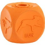 Square Ball Dog Toy